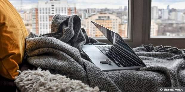 Почти 60 тыс часов онлайн-занятий провели инструкторы «Московского долголетия». Фото: Ю. Иванко mos.ru