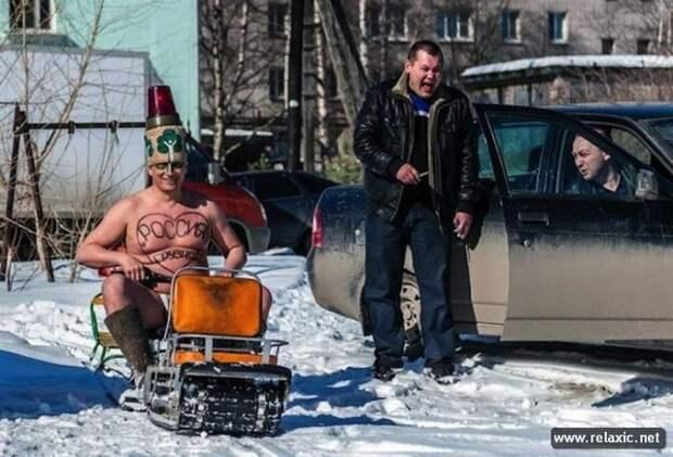 Только в России (190 фото) - 1 часть
