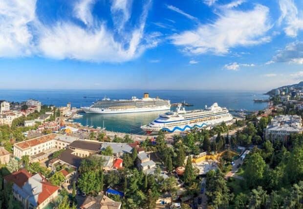 Севастополь оказался в ТОПе российских курортов