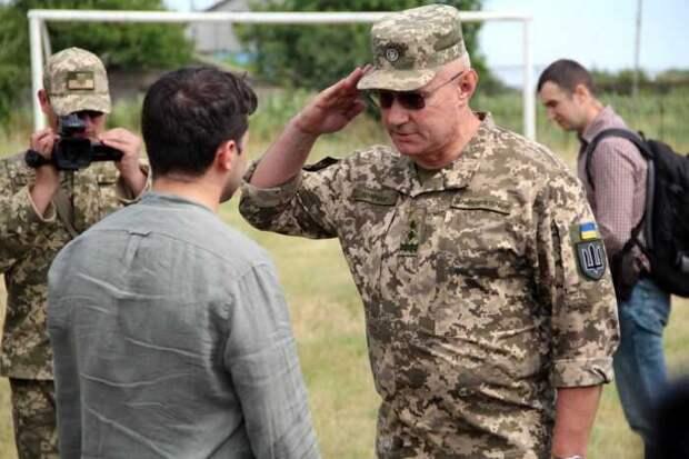 Главком ВСУ: «Я на всех уровнях умолял, чтобы нам купили американский Patriot»