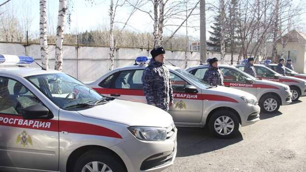 Сотрудники тюменской вневедомственной охраны будут ездить на новых автомобилях