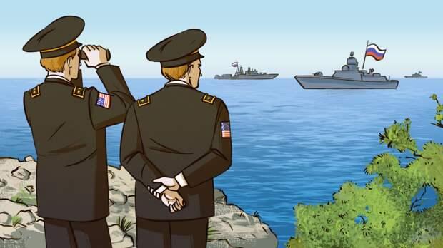 США обеспокоены ограничениями России в Черном море
