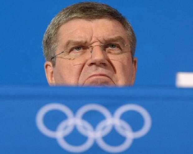 Россию хотят выкинуть из олимпийского движения