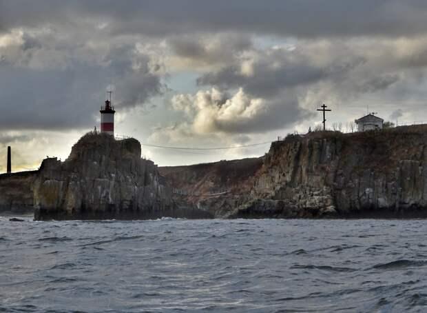Остров Путятина - Владивосток. Обратный путь на катере
