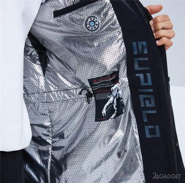 Выпущена новая устойчивая к морозам куртка с обогревом от Xiaomi