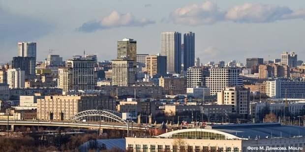 Сергунина рассказала о текущих итогах городской программы льготного кредитования. Фото: М. Денисов mos.ru