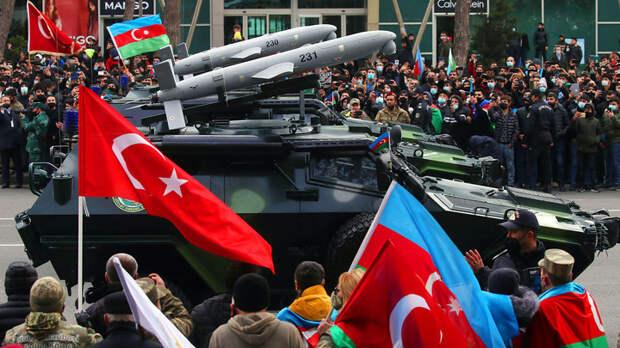 Предательство Путина: Алиев сдал Азербайджан Эрдогану