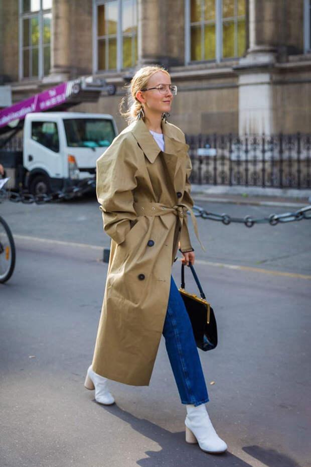 Как носить ботильоны осенью 2020 и оставаться стильной: 10 свежих идей