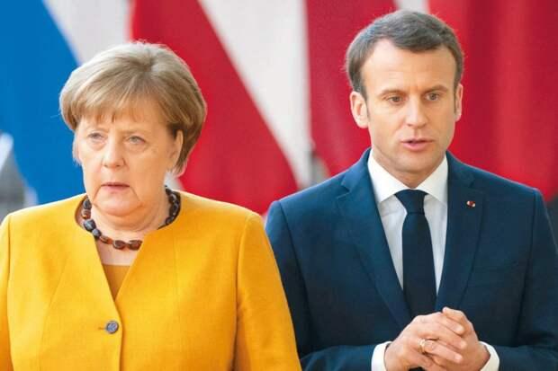 Макрону и Меркель надоела ложь Зеленского о «российской агрессии» – эксперт