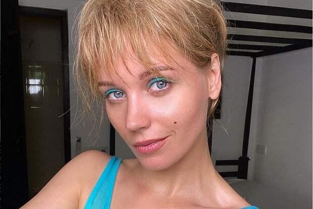 Кристину Асмус на Шри-Ланке обыскала полиция