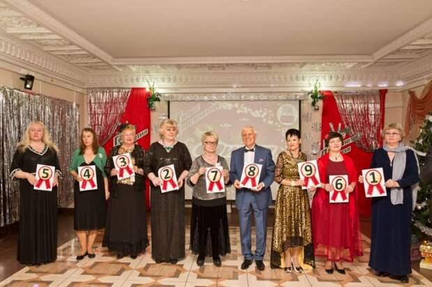 Финал вокального конкурса «Голос долголетия» состоялся в центре соцобслуживания «Сокол»
