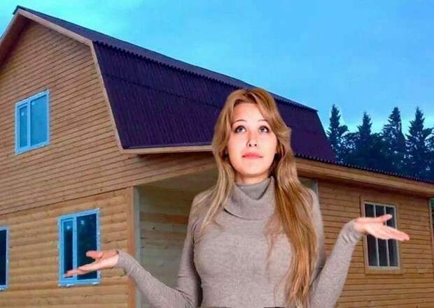 Почему я должна платить налог за свой дом, построенный на свои деньги?