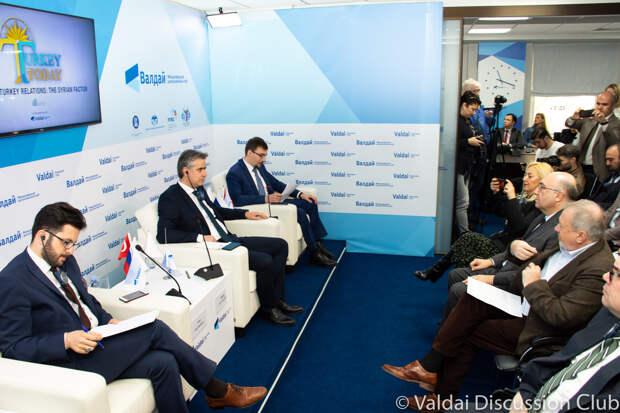 Россия и Турция против неопределённости