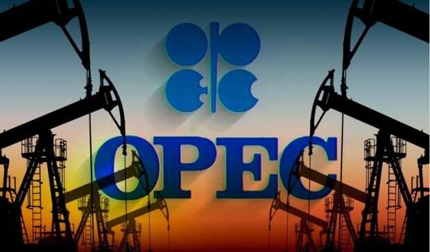 ОПЕК хочет регулировать мировой рынок нефти еще неменее 60 лет