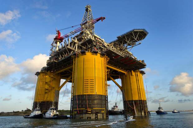 Североморская нефть Brent снова востребована
