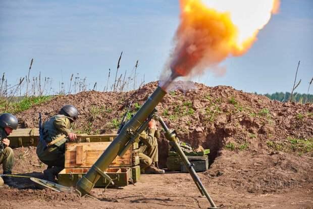 ВСУ обстреляли из гранатометов село Калиновка на Донбассе