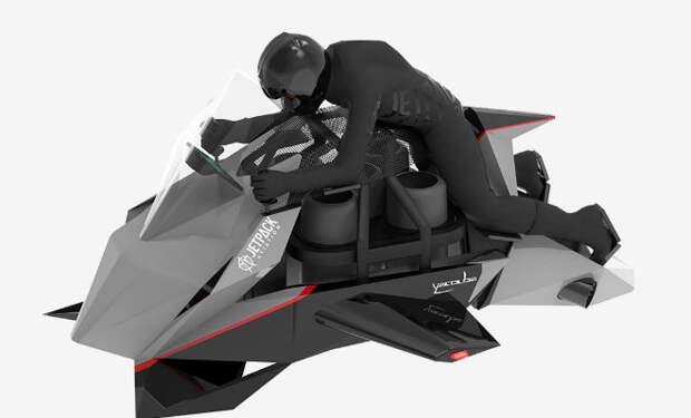 Летающий мотоцикл из Звездных войн: 400 тысяч и он ваш