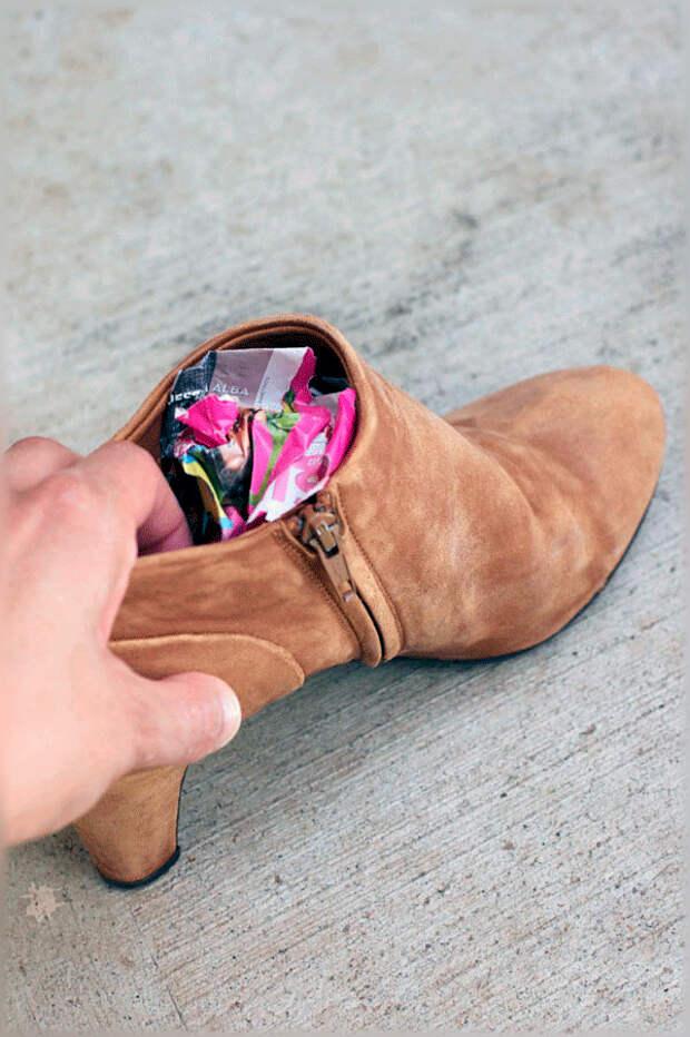 Превращаем кожаную обувь в замшевую своими руками