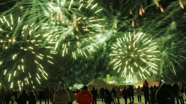 ФАН выяснил, в каких городах Крыма запустят новогодний фейерверк