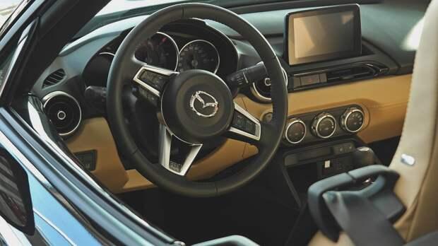 Mazda стала лидером по надежности машин