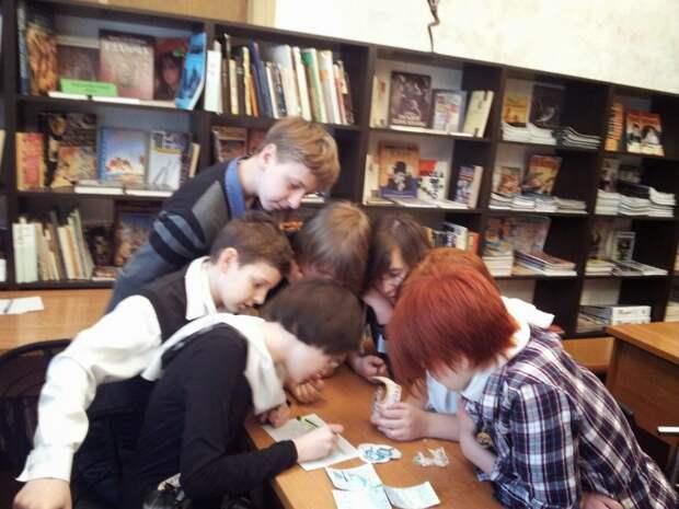 В библиотеке на Весенней организуют квест по книге Кира Булычева «Путешествие Алисы»