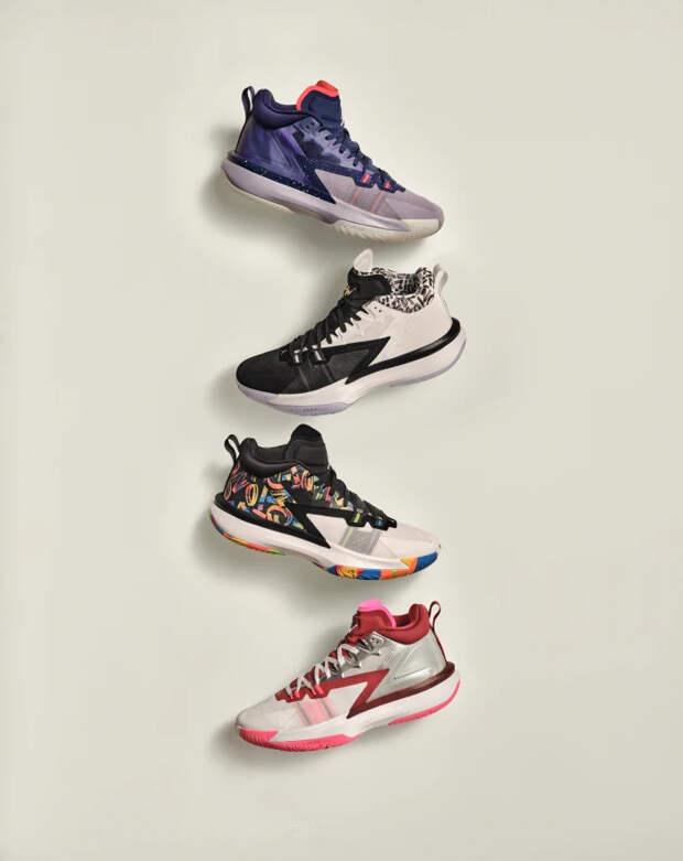 Представлена первая модель именных кроссовок Зайона Уильямсона