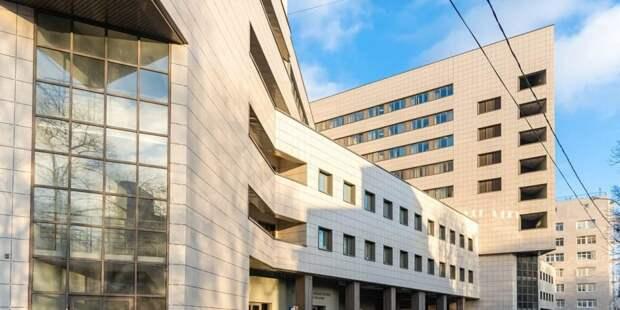 Собянин: Центр амбулаторной онкопомощи в Боткинской больнице готов к открытию. Фото: М.Мишин, mos.ru