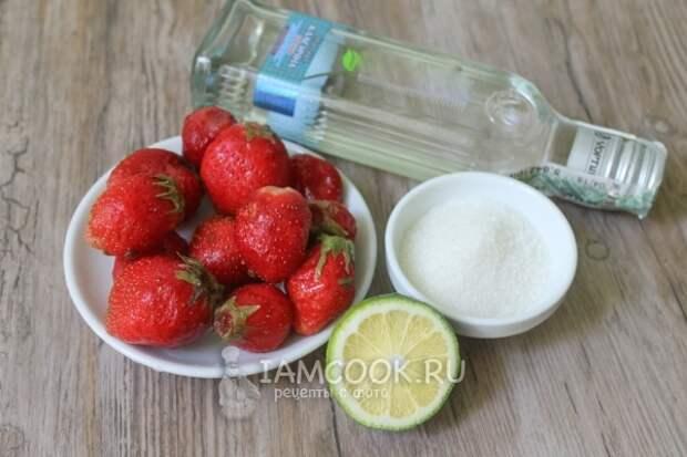 Ингредиенты для ликера «Хu-Хu»