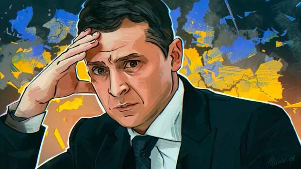 Депутаты Рады требуют от Зеленского разорвать отношения с Россией