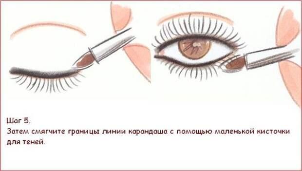 Чудеса макияжа. Приемы и техники в картинках