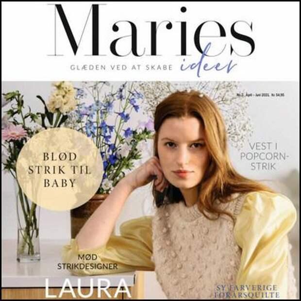 Maries Ideer №2, апрель-июнь 2021
