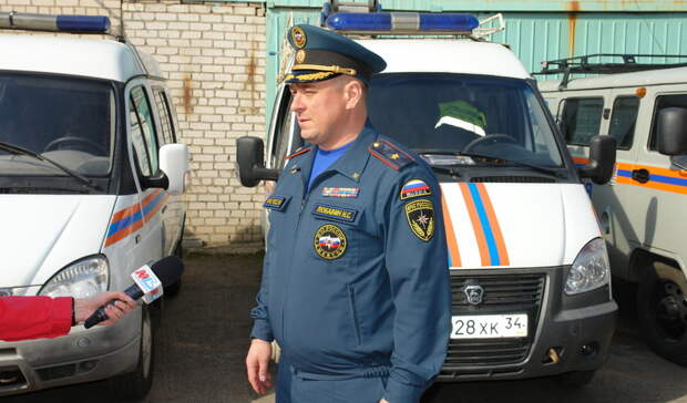 «Служба спасения Волгограда» отметила 23-летие