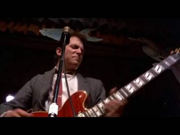 Назад в будущее - Марти Макфлай отжигает на гитаре