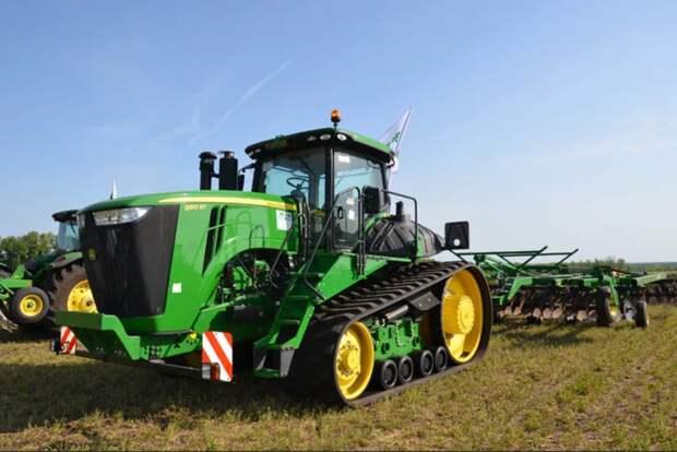 В Госдуме инициируют льготное предоставление сельхозтехники фермерам ЛДНР