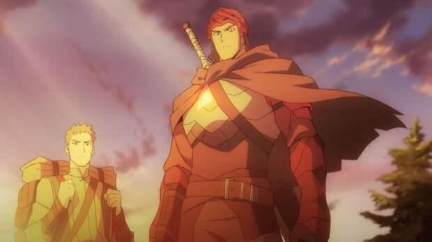 Netflixприступил к созданию второго сезона аниме по мотивам игрыDota2