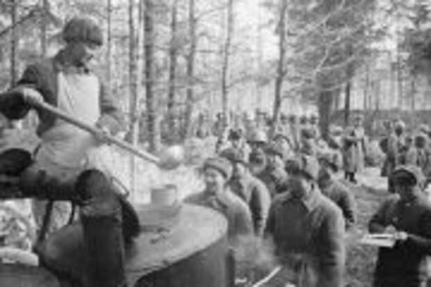 Блог проекта Культурология.Ру: Советские или немецкие солдаты жили на фронте комфортнее во время Второй мировой