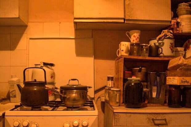 Домашний уют постсоветской России