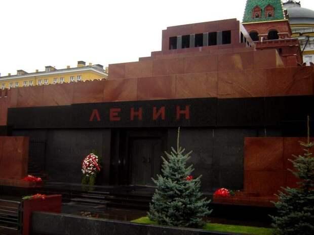 Мифы о Ленине