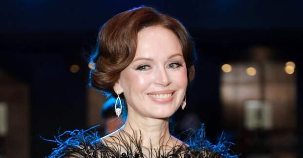 Ирину Безрукову наградили премией в Москве
