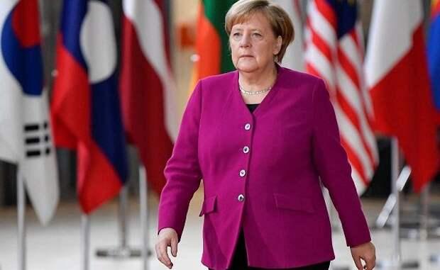 Меркель заявила остремлении ксотрудничеству сРоссией