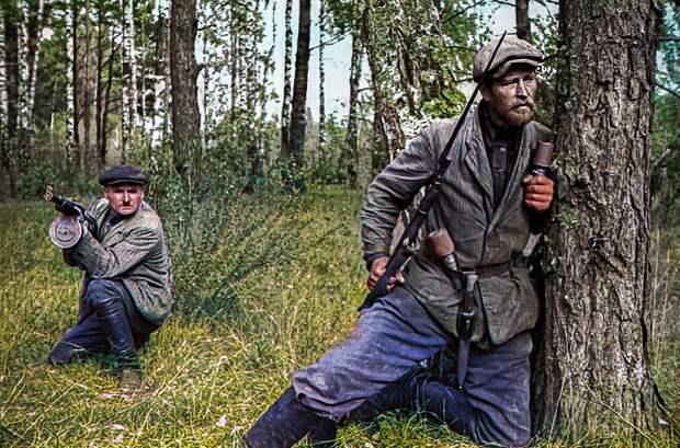 """Дерзкая акция белорусских """"партизан"""" против Лукашенко"""