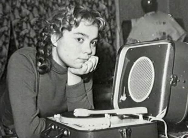 Нина Дорошина в молодости | Фото: kino-teatr.ru