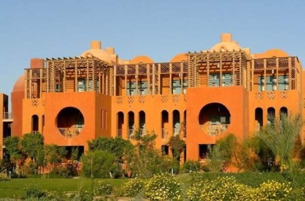 Курорт Эль-Гуна, Египет. \ Фото: baba-mail.co.il.