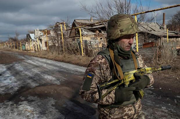 Россия предостерегла Украину от «силового сценария» в Донбассе