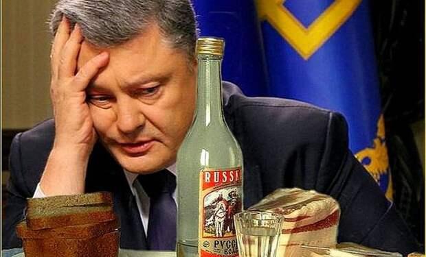 В новогоднюю ночь пранкеры разыграли пьяного Порошенко