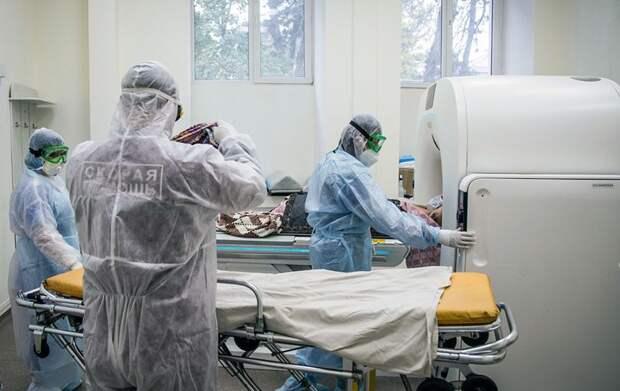 Севастополю не хватает медиков