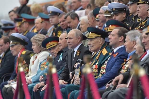 В России предложили ввести уголовную ответственность за оскорбление ветеранов