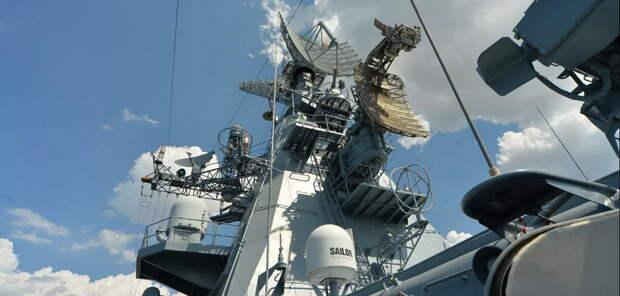 Черноморский флот готовится к отражению ракетных ударов