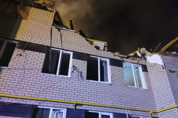 Пожарные ликвидировали открытое горение в доме под Нижним Новгородом