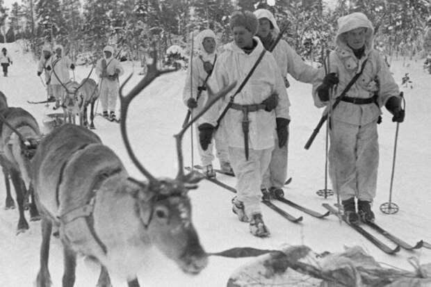 Как готовились «белые демоны» на лыжах